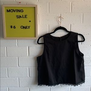 🎉MOVING SALE open back sexy tank top size L🎉
